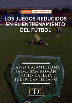Los Juegos Reducidos en el entrenamiento del fútbol